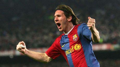 Diem lai nhung 'dau giay' cua Messi trong cac tran Sieu kinh dien - Anh 2