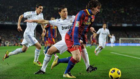 Diem lai nhung 'dau giay' cua Messi trong cac tran Sieu kinh dien - Anh 6