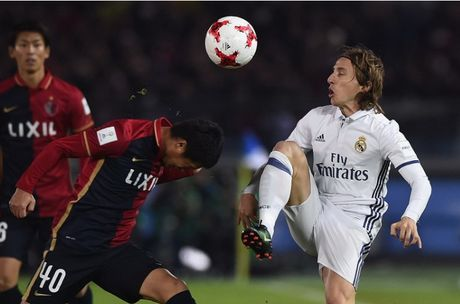 Xem truc tiep chung ket Club World Cup: Real - Kashima Antlers - Anh 1