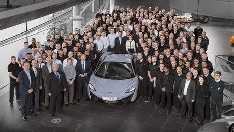 McLaren dat moc san xuat 10.000 sieu xe - Anh 2