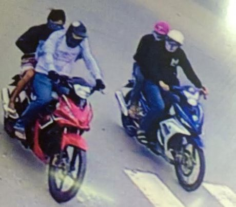 Vu cuop tiem vang o Tay Ninh: Nhom cuop co su chuan bi ky luong - Anh 1