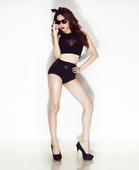 Huong Giang Idol 'nghien' phuc trang sexy bien tau tu bikini - Anh 8