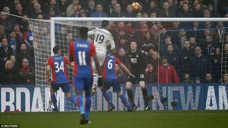 Crystal Palace 0-1 Chelsea: Chien thang khong tron ven - Anh 2