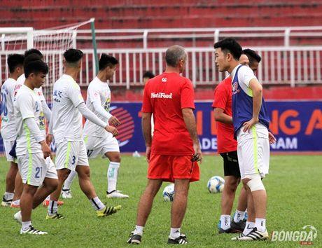Van Toan, Cong Phuong - cap 'song sat' cua U21 HAGL - Anh 10