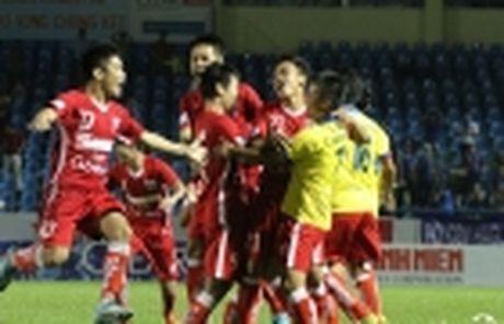 Van Toan, Cong Phuong - cap 'song sat' cua U21 HAGL - Anh 11