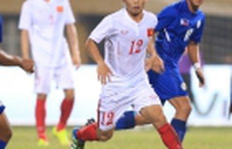 Van Toan, Cong Phuong - cap 'song sat' cua U21 HAGL - Anh 12