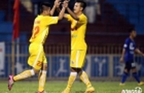Van Toan, Cong Phuong - cap 'song sat' cua U21 HAGL - Anh 13