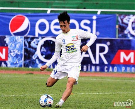 Van Toan, Cong Phuong - cap 'song sat' cua U21 HAGL - Anh 2
