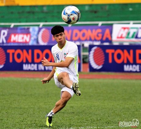 Van Toan, Cong Phuong - cap 'song sat' cua U21 HAGL - Anh 3