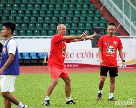 Van Toan, Cong Phuong - cap 'song sat' cua U21 HAGL - Anh 6