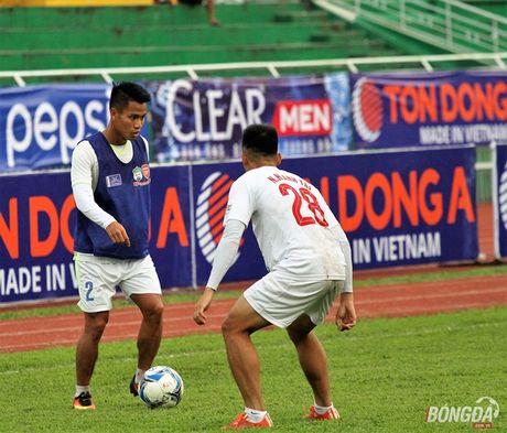 Van Toan, Cong Phuong - cap 'song sat' cua U21 HAGL - Anh 7