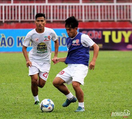 Van Toan, Cong Phuong - cap 'song sat' cua U21 HAGL - Anh 8