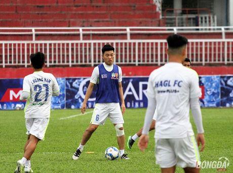 Van Toan, Cong Phuong - cap 'song sat' cua U21 HAGL - Anh 9