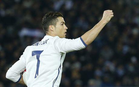 Nam 2016 xuat chung cua Cristiano Ronaldo - Anh 1