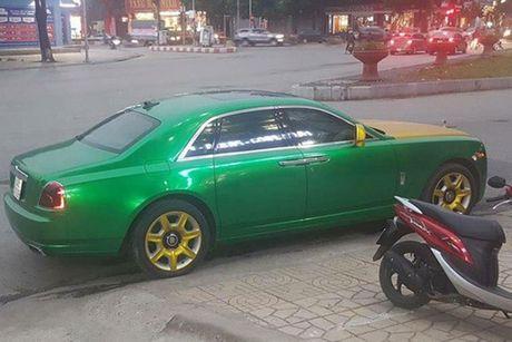 Dai gia Ninh Binh do Rolls-Royce chuc ty thanh Taxi - Anh 1
