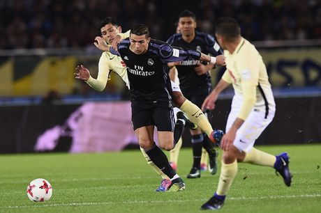 17 gio 30 hom nay, TRUC TIEP chung ket FIFA Club World Cup: Real Madrid - Kashima Antlers - Anh 1