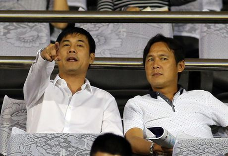 HLV ngoai xem Thai Lan, thay noi chu y U21 Viet - Anh 1