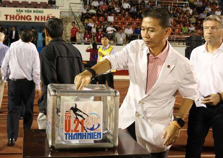 HLV ngoai xem Thai Lan, thay noi chu y U21 Viet - Anh 2