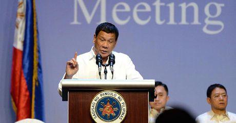 Tong thong Duterte: Chung toi khong can nuoc My - Anh 1