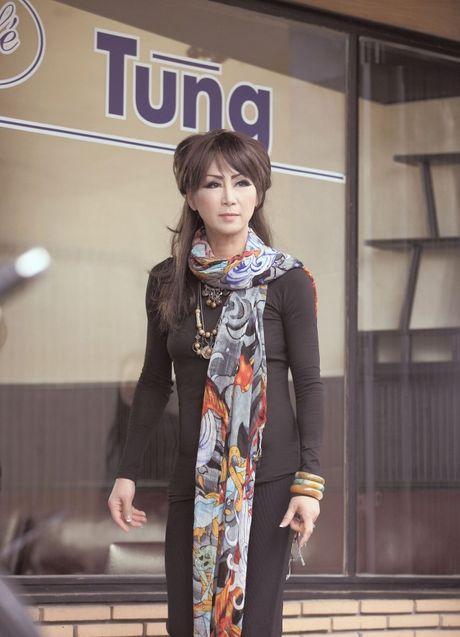 Le Uyen Phuong thon thuc 'Da khuc cho tinh nhan' - Anh 2