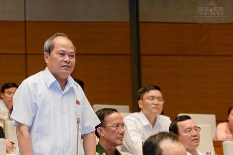 Dai bieu Ngo Van Minh song mai trong long dan! - Anh 1