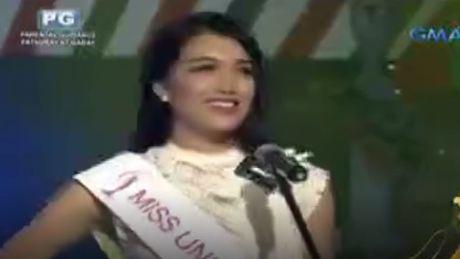 Dai dien Viet Nam tai Miss Universe bi che thieu su chuan bi trong clip gioi thieu moi nhat - Anh 1