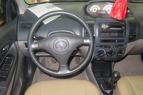 Lam the nao de phan biet Toyota Vios da tung chay taxi hay chua? - Anh 3