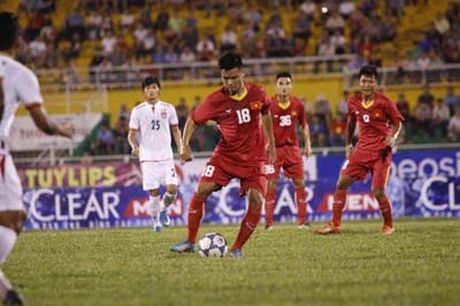 Chi tiet U21 Viet Nam - U21 Myanmar: Cu soc cuoi tran (KT) - Anh 3