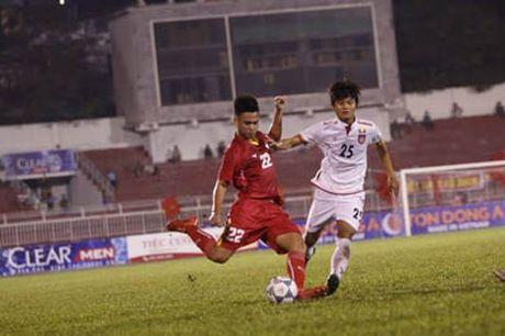 Chi tiet U21 Viet Nam - U21 Myanmar: Cu soc cuoi tran (KT) - Anh 5