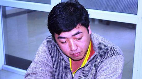 Loi khai nghi pham dung sung cuop ngan hang o Hue - Anh 2