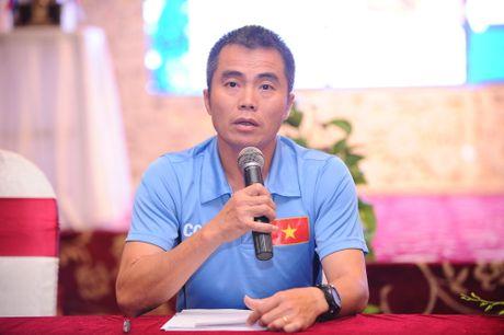 U.21 Viet Nam - U.21 Myanmar: Chu nha gap kho ngay dau ra quan - Anh 2
