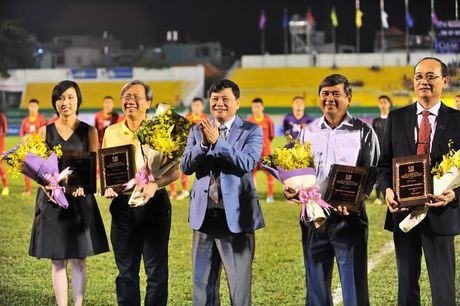Nhung hinh anh ben le U.21 quoc te Bao Thanh Nien 2016 - Anh 10