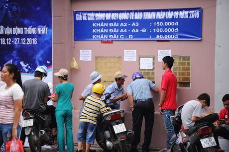 Nhung hinh anh ben le U.21 quoc te Bao Thanh Nien 2016 - Anh 4
