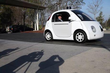 Google dung qua trinh tu phat trien xe tu dong - Anh 1
