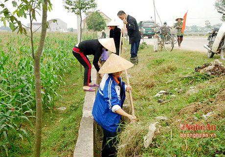 Lam thuy loi ket hop chinh trang, xay dung NTM - Anh 1