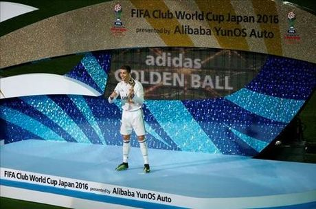 Lap hat-trick, Ronaldo di vao lich su Club World Cup - Anh 1