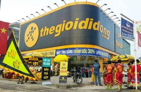 The gioi Di dong dat doanh thu 39.666 ty dong sau 11 thang dau nam - Anh 1