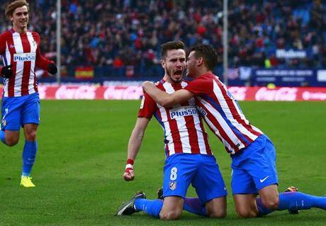Vong 16 La Liga: Sevilla vuon len nhi bang, Atletico co tran thang quan trong - Anh 1