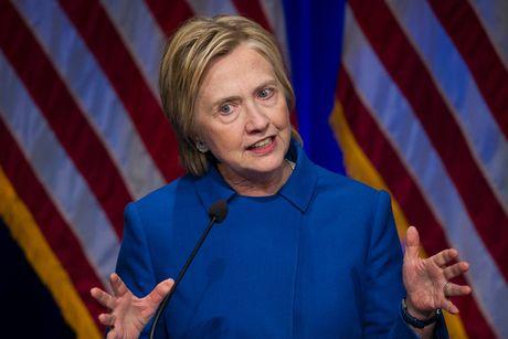 Hack bau cu My: Nga luon coi Hillary la 'moi de doa' - Anh 3