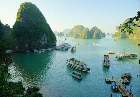 Vinh Ha Long lot top 10 di san van hoa Unesco dep nhat chau A - Anh 1