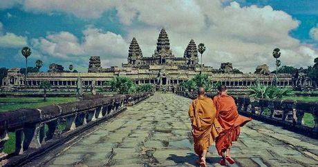 Vinh Ha Long lot top 10 di san van hoa Unesco dep nhat chau A - Anh 3