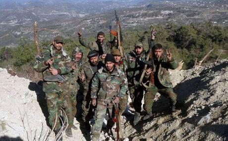 Dac nhiem Syria bat 14 co van NATO o Aleppo - Anh 1