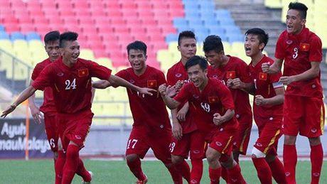 Link xem truc tiep U21 Viet Nam vs U21 Myanmar - Anh 1
