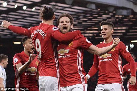 Man United thang tung bung Sunderland trong ngay Boxing Day - Anh 1