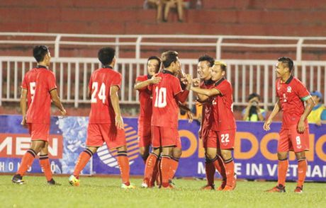 Thai Lan dung Yokohama o chung ket, U21 Viet Nam tranh HCD voi HAGL - Anh 1