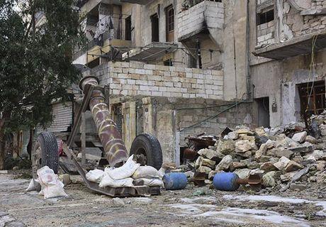 Canh tuong do nat o thanh pho Aleppo sau giai phong - Anh 4