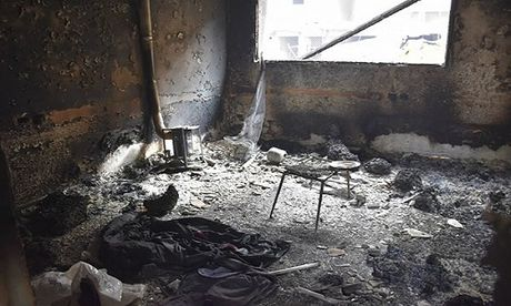 Canh tuong do nat o thanh pho Aleppo sau giai phong - Anh 5