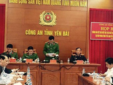 Dinh chi dieu tra vu sat hai Bi thu, Chu tich HDND tinh Yen Bai - Anh 2