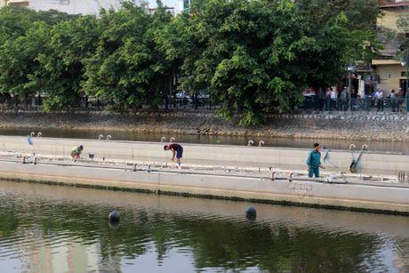 Hai Phong: Bat dau thao do cong trinh nhac nuoc tram ty nhieu tai tieng - Anh 1