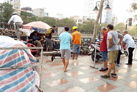 Hai Phong: Bat dau thao do cong trinh nhac nuoc tram ty nhieu tai tieng - Anh 7